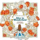 Color the Classics: Alice in Wonderland: A Curiouser Coloring Book by Jae-Eun Lee (Paperback / softback, 2016)