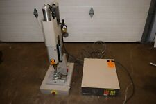 Sonics Amp Materials 1099dl Ultrasonic Welder With Edl 1500 Controller
