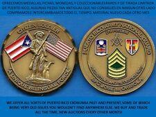 GUARDIA NACIONAL Puerto Rico ARMY National Guard MASON or KNIGHTS TEMPLAR Coin ?