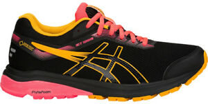 running Asics 7 Zapatillas G tx Negro 1000 Gt para mujer de R1w55xq4H