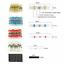 thumbnail 7 - 400PCS Waterproof Solder Seal Heat Shrink Wire Butt Terminal Connectors Kit Set