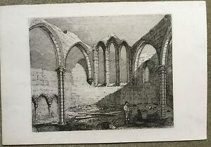 c1880-York-Interior-of-St-Williams-Chapel-Joseph-Halfpenny
