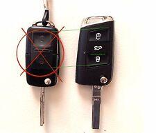 VW Schlüssel Umbausatz Golf 4/5 Polo auf VW Golf VII 7 design Klappschlüssel key