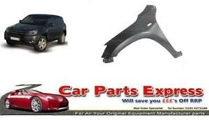TOYOTA RAV-4 2003-2006 FRONT WING LEFT SIDE N//S PAINTED ANY COLOUR