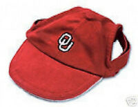 Oklahoma Dog Cap Baseball Style Clearance Close Out