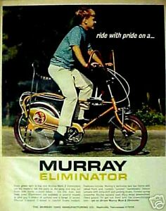 1970-Murray-Bicycles-Mark-II-Eliminator-Pretzel-Handlebars-Bike-Memorabilia-AD