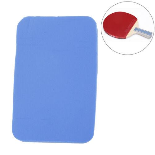 Tischtennis-Gummi-Reinigungsschwamm Ping-Pong-Schläger-Reiniger WZ