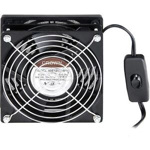 AC-Fan-Kit-For-Computer-Security-Cabinet-amp-Audio-Visual-Cart-Global-249189