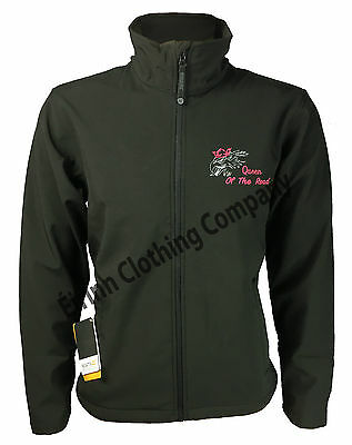 Royal G-III Mens Energy Soft Shell Full Zip Jacket Large