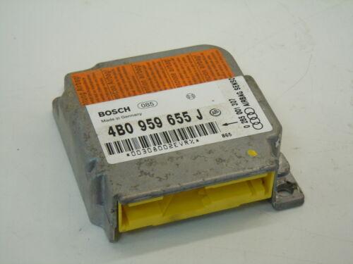 Audi A6 C5 Airbag Accident Module de contrôle ECU 4B0959655J