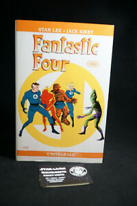 Integrale-Fantastic-Four-1963-Stan-Lee-Jack-Kirby-Marvel-Panini