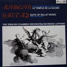 SOL 297 Rameau Temple de la Gloire / Gretry Ballet Music / Leppard / ECO