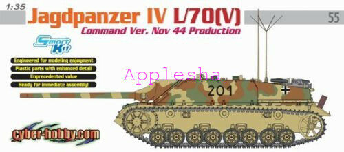 Dragon 1 35 6623 Jagdpanzer IV L 70 [V] Command Ver. Model