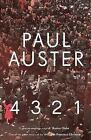 4 3 2 1 by Paul Auster (Paperback, 2017)
