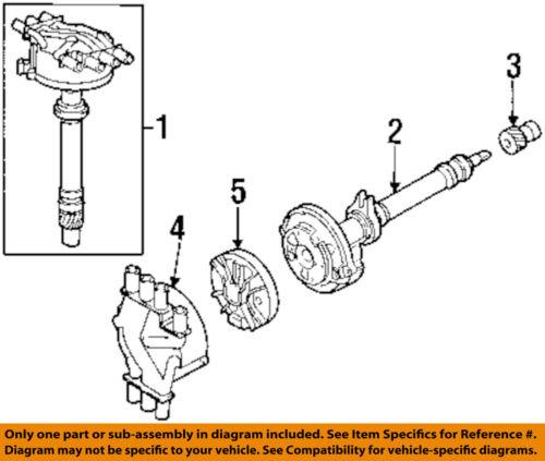 GM OEM Distributor-Rotor 10452457