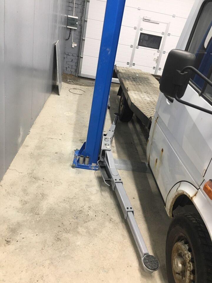 NY! Autolift 2-søjlet 4.5T PRO 380V  220V