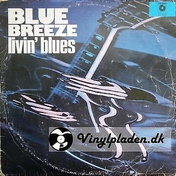 LP, Vinyl/LP: Livin' Blues: Blue Breeze, Livin' Blues: Blue…