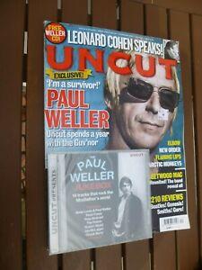 Uncut-Magazine-Paul-Weller-Leonard-Cohen-Fleetwood-Mac-December-2008
