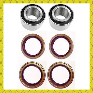 Rear Wheel Hub Bearing Amp Seal For Lexus Gs300 Ls400 Sc300