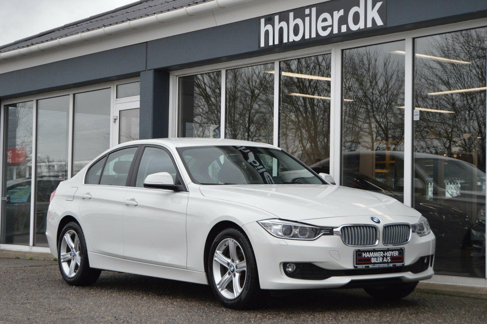 BMW 318d 2,0 aut. 4d