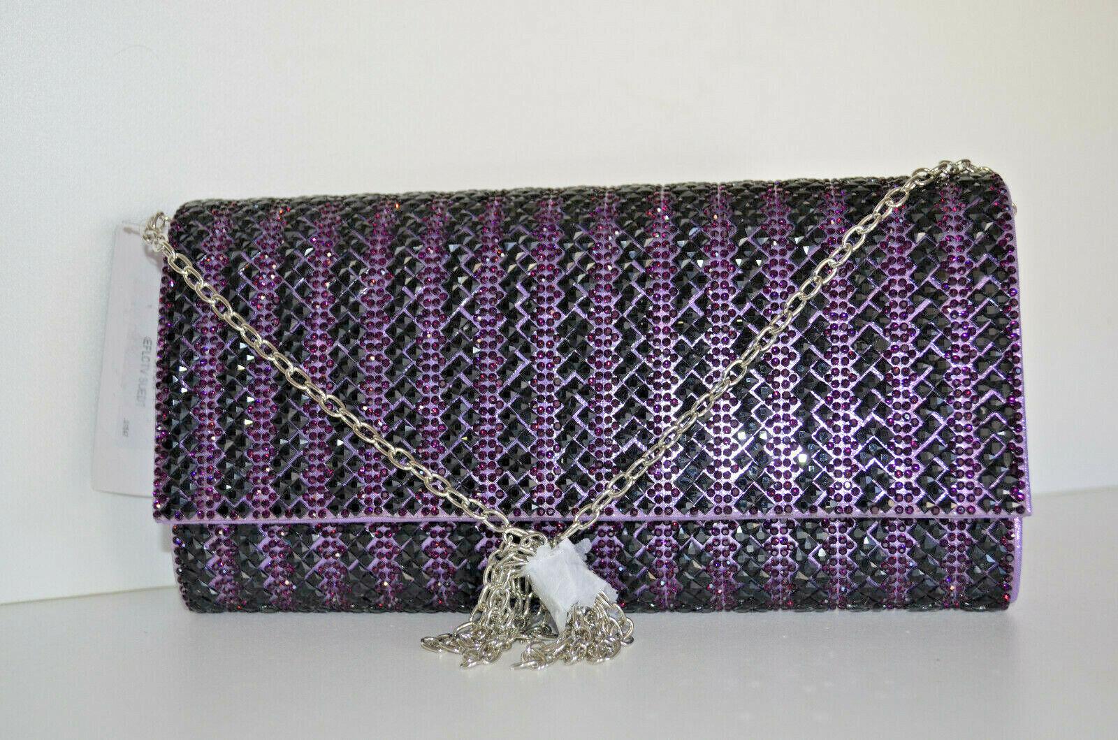 NEW NINA New York women's clutch bag, NO BOX