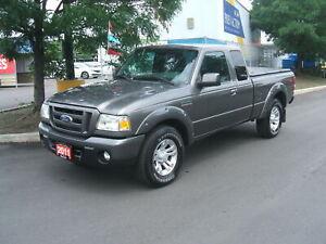 2011 Ford Ranger SPORT  /  EXTENDED CAB  /  4 X4
