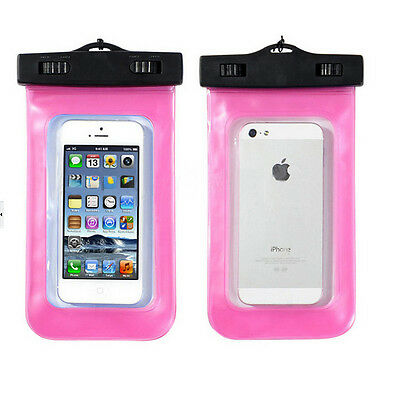 Universal 100% Waterproof PVC Diving Bag Case Underwater For Samsung iPhone