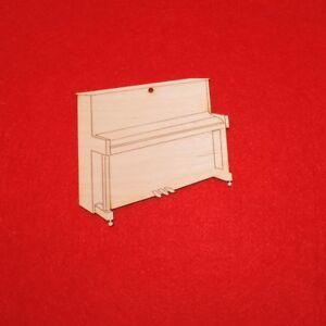 Klavier Aus Holz 10 Cm Musikinstrument Geschenk Geldgeschenk Musiker