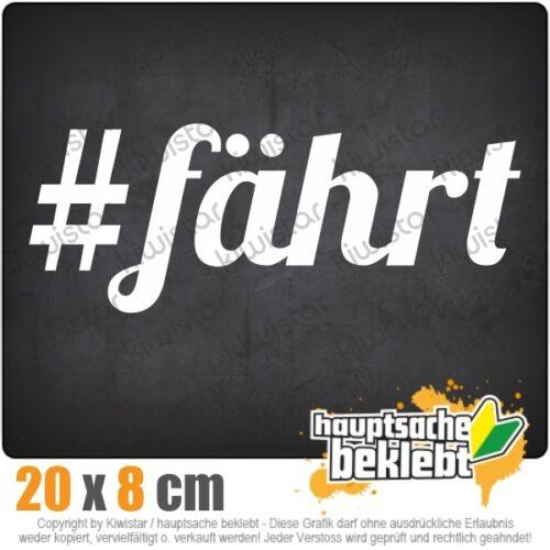 Hashtag csf1023  Aufkleber läuft bei dir KIWISTAR #Fährt