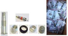 TIRE PRESSURE SENSOR TPMS TPS VALVE STEM 20020 20013 COMPLETE KIT Fit DODGE JEEP