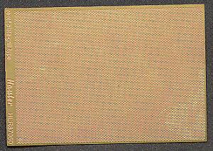 Hauler-Models-1-87-MODERN-STEEL-RELIEF-GRILL-PLATE-Photo-Etch-Set
