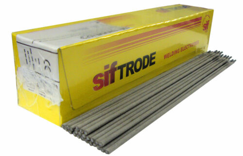 3.2mm 316 Stainless Steel Arc Welding Electrodes SIF High Quality 4KG