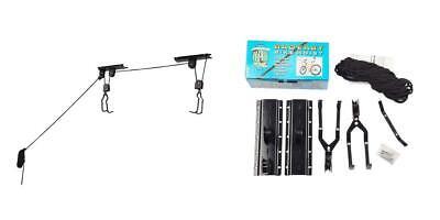 2005 RAD Cycle Products Heavy Duty Bike Lift Hoist For Garage Storage 100lb