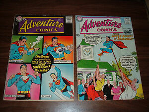 Adventure 248-290----lot of 17 comic books