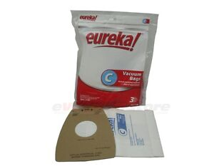 Image Is Loading Eureka Style C Vacuum Cleaner Bags For Mighty