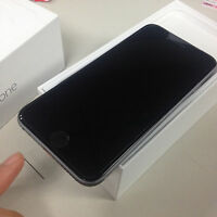 Apple  iPhone 6 - 16GB - Spacegrau (Ohne Simlock) Smartphone Handy 4G LTE NEW