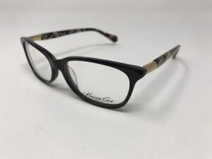 d75fd42c73 New KENNETH COLE KC212 Col. 001 Women s Eyeglasses Frames Marble ...
