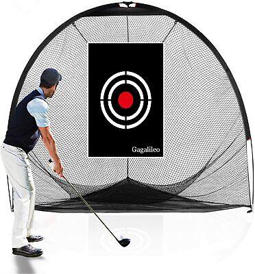 Golf Nets Golf Practice Net Hitting Netting for Backyard ...