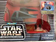 Star Wars Micro Machines Action Fleet TIE Interceptor