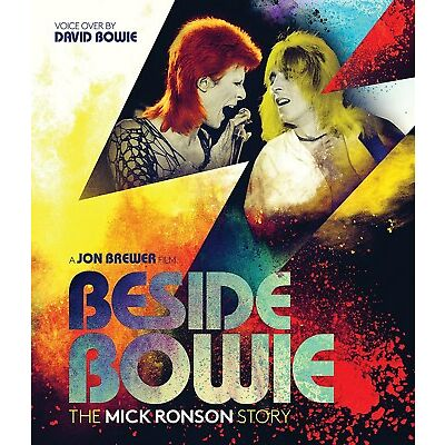 Beside Bowie: The Mick Ronson Story [DVD]