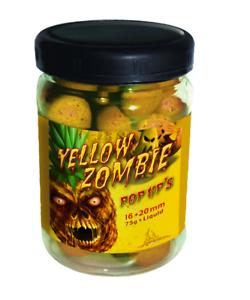 Radical Pop Ups Yellow Zombie Pop Up 16+20mm 75