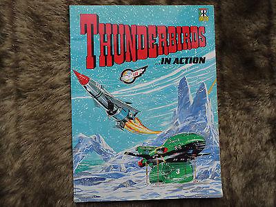 Thunderbirds   In Action  Ravette Books Comic Albums  1992 | eBay