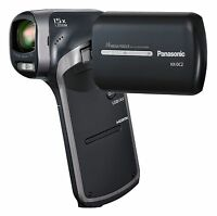 PANASONIC HX-DC2 CAMCORDER BOXED SD / SDHC CARD HD HIGH DEFINITION DIGITAL