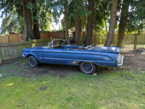 63 MercCometS22Conv $2500 Nxt wk crusher