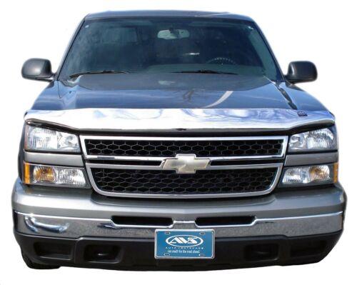 Hood Stone Guard-Chrome Hood Shield fits 05-06 Chevrolet Silverado 2500 HD