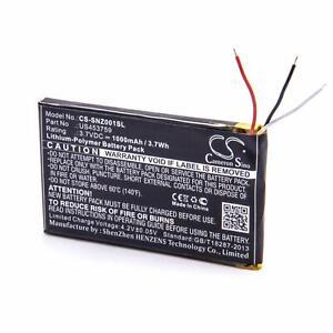 Bateria-1000mAh-Li-po-para-Sony-Walkman-NWZ-ZX1-US453759
