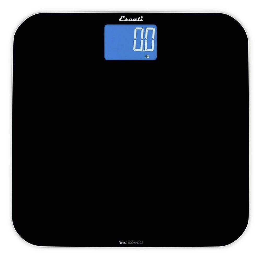 Escali SmartConnect Digital Bathroom Body Scale | Ebay