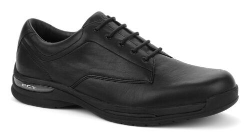 Men/'s Full Grain Leather Extra-Depth Diabetic Shoes Oasis Nevis New in Box