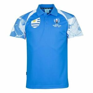 Rugby-World-Cup-2019-Men-039-s-Polo-Shirt-Uruguay
