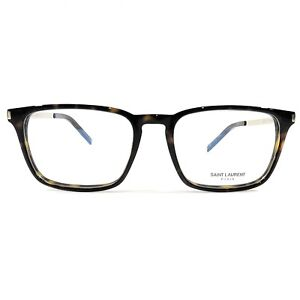 955b3f7e70 New SAINT LAURENT Optical Eyeglasses RX Frame SL 112 002 Havana ...